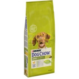 Dog Chow Adult Пиле 15kg