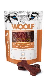 WOOLF Big Bone Of Duck With Carrot - патешко и морков