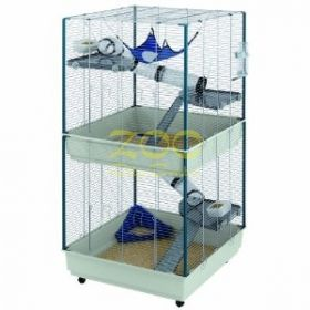CAGE FURET TOWER BLUE - клетка за порчета 75 х 80 х 161см  57063414