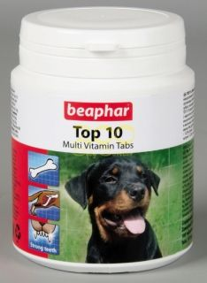 Beaphar TOP 10 за куче, 750бр  110108