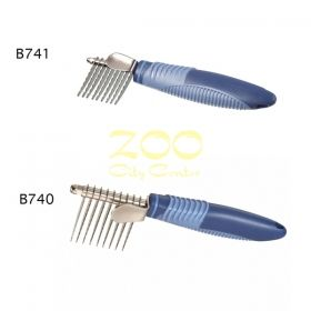Camon Dematting comb 9 blades - гребен с девет режещи зъбци  B740