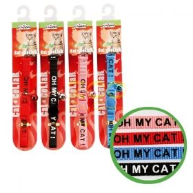 Camon Cat collar with inscription котешки нашийник 30 см. с надпис