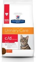 Hills Prescription Diet™ c/d™ Feline Urinary Stress-цистит, уролити
