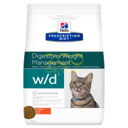 Hills Prescription Diet™ w/d™ Feline-диабет, колит, запек