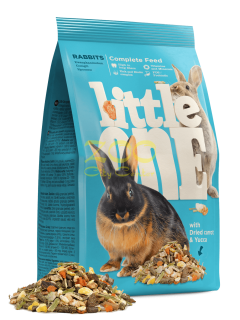 Little One feed for Rabbits - Храна за зайци - 900гр.