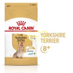 Royal Canin Yorkshire Terrier Adult 8+ - за кучета порода йоркширски териер на възраст над 8 години