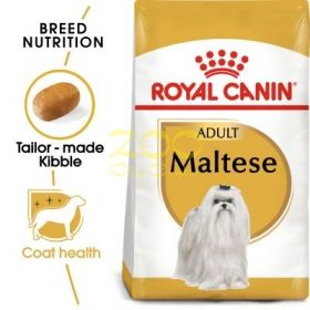 Royal Canin Maltese Adult - за кучета порода малтезер на възраст над 10 месеца 1.5 кг.