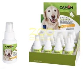 Camon Ormenaturali Spray toothpaste with enzymes - спрей за зъби с ензими, 50 мл.