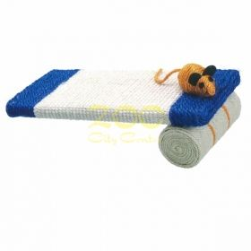 Camon Scratching board with roll - котешка драскалка руло 35 см A550/D