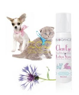 Eyes Clear Cat 100 ml лосион за поистване на очи