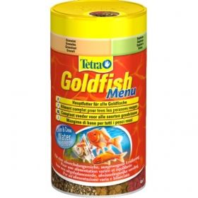 Tetra Goldfish 250ml  Menu Храна за златни рибки меню  704984