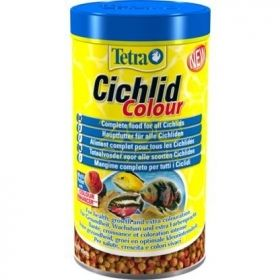 Tetra Cichlid Colour 500ml - Храна за цихлиди с оцветители  706270