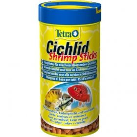 Tetra Cichlid Shrimp Sticks 250ml - Скаридени пръчици за цихлиди  702469
